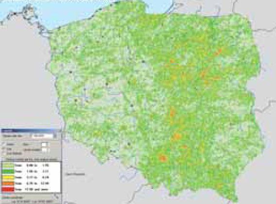Porazenia Piorunem Ludzi W Polsce W Latach 2001 2006 Elektro Info